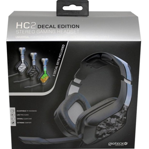 Gioteck HC2 Customizable Wired Stereo Gaming Headset