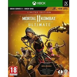 Mortal Kombat 11 – Ultimate (Limited Edition)