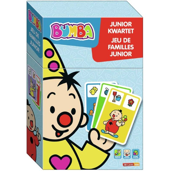 Bumba Junior Kwartet